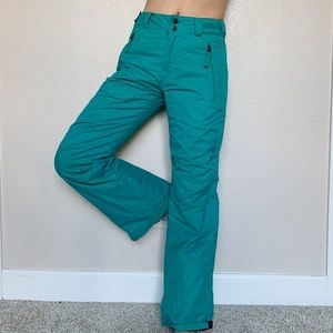O'Neill Escape Series Teal Snow Pants XS